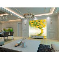 陶瓷 ,瓷砖uv打印机 瓷砖电视背景墙爱普生五色平板打印机