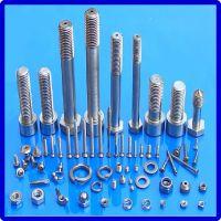 江门不锈钢大螺丝母批发 SUS304316标准件有现货 定做特殊螺钉铆钉