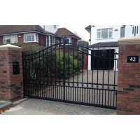 铝艺护栏 防腐铸铁防护栏 院墙铁艺栏杆 安全防盗窗