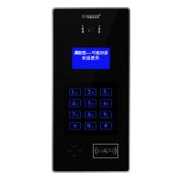 供应楼宇可视对讲门口主机 单元主机 围墙机 可视黑白 可视彩色主机 高清摄像头 ID IC刷卡门禁