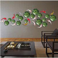 群鱼挂件创意家居墙壁挂饰背景墙面装饰吊饰(单件价格联系业务)