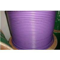 西门子DP紫色双芯屏蔽电缆