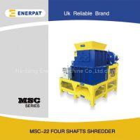 CE verified scrap plastic shredder/crusher machine