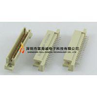 DIN41612欧式插座 台湾欧品OUPIIN 9001-37321C00A 32pin直针公座