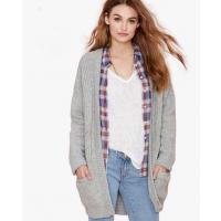 毛衣女外套加工厂