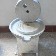 电动石磨磨面机 富民牌电动动米粉机