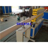 pvc管 生产厂家_pvc管生产_德尔玛塑机