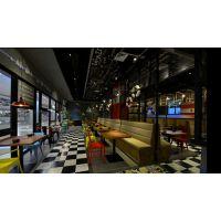 重庆渝北狮子坪餐厅装修设计-专业餐饮店装修设计-餐饮连锁店装修装饰-重庆爱港装饰