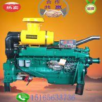 发电型1500转419马力六缸水冷 潍坊柴油机厂6126AZLD柴油发动机