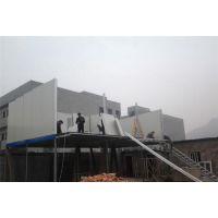 九龙坡区活动房围墙|江北活动房|重庆方正彩钢