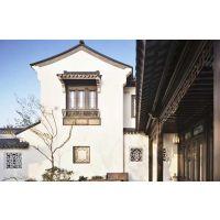 中式庭院设计理念和元素