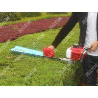 小型手持式双刃绿篱机 公园养护轻便绿篱机 省油好用修剪机
