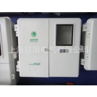 玻璃钢三相电表箱 三相1户电表箱 双开门电表箱 动力箱