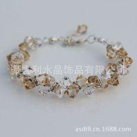 批发进口奥地利手链 水晶手链 一件代发 热销饰品 水晶首饰