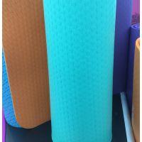 厂家直销TPE瑜伽垫材料 tpe材料 彩色tpe泡棉 环保防滑tpe瑜伽垫