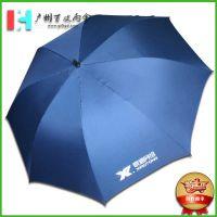 【高尔夫伞厂】晓通网络雨广告伞_科技公司高档礼品雨伞_男生加大直杆雨伞