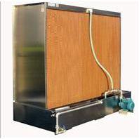 高压喷雾加湿器//湿膜挡水板//配套中央空调机组//大型风道使用高压微雾加湿器