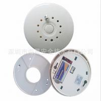 海晟 烟雾温度感应探测器(烟温复合报警器)9V独立-12V联网可选2688