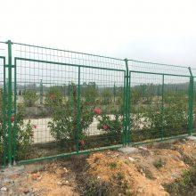 哪里有车间隔离网 高州折弯围栏 清远双边丝护栏 包塑铁线