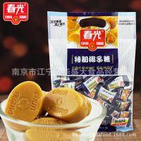 海南特产 春光特制椰子糖 一箱228克*30袋 休闲食品
