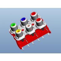 供应AV型同芯插座、AV带光纤插座、WP型外接线插座、PSZ接线柱,SW端子,电源开关、轻触开关.
