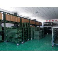 陕西省货架著名商标-西安力信货架-部队仓储设备