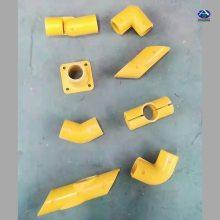 供应φ50*5玻璃钢圆管 拉挤型材方管角钢矩形管 河北枣强华强