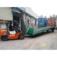 HRES-20 鑫升 液压式登车桥 电动移动装卸平台