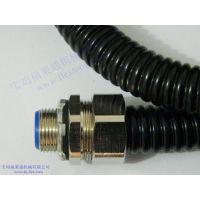 LTCG-B11六角帽铜镀镍直接头,防水铜镀镍箱接头、盒接头1/2寸