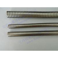 西安厂家直销 304不锈钢金属软管 25mm线路保护金属软管 抗拉不锈钢软管