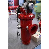 上海申劢公司供应电动刷式自清洗过滤器,管道自清洗过滤器