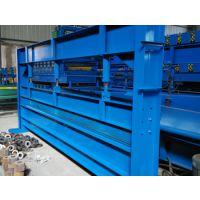 4米折弯机彩钢瓦设备厂家兴益压瓦机厂