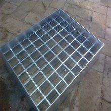 插接钢格板 平台钢格栅板 定做各种盖板