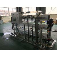 每小时50桶纯净水厂设备 每小时50桶桶装水厂净化设备生产厂家
