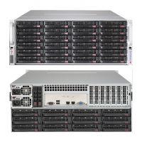 供应超微847E16-R1400LPB 4U36盘位机箱含电源