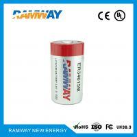 睿奕ramway 3.6V 14500mAh ER34615M锂电池