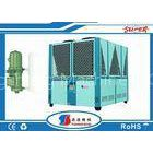 Swimming Pool Air Cooled Screw Compressor Water Chiller With Heating Pump Plant