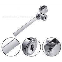 批发万安优质橱窗锁 玻璃柜锁 加硬橱柜锁 玻璃锁