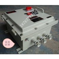 BXM(D)52防爆配电箱 挂式防爆配电箱 BXM防爆照明配电箱