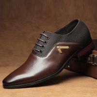 2015新款厂家批发单鞋英伦外贸休闲皮鞋品牌真皮男鞋手工男式鞋子