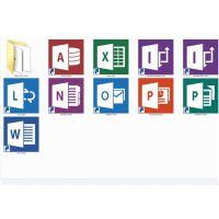 Microsoft office2016标准版 办公软件 办公解决方案office