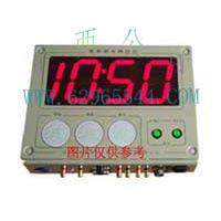 壁挂式微机数字测温仪(1200-1800度、4-20MA信号输出) 型号:YWY1-WK-200A库