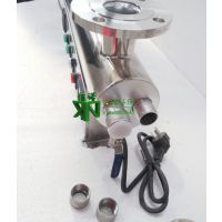 信诺厂家直销15T/H管道式紫外线消毒器水处理专家-15530225279