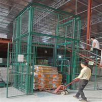 立柱轨升降吊笼安装、油油直顶升降吊笼、简易电梯升降吊笼制造商