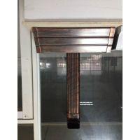 黑龙江屋面雨水槽沥青瓦厂家价格 18357122027