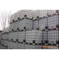 山东济宁泰然桶业200升水性原料化工塑料桶1000升L吨桶通用包装二手桶