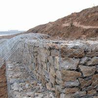 河道石笼网|河道石笼网报价|装石头铁丝笼厂家