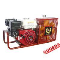 潜水300公斤国厦空气呼吸器充气机