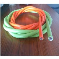 供应TRVV-PUR聚氨酯拖链电缆 物探电缆
