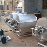 花生全自动电动炒货机 高效60碳加热型干货炒货机